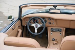 1968 Intermeccanica Italia Spyder 11