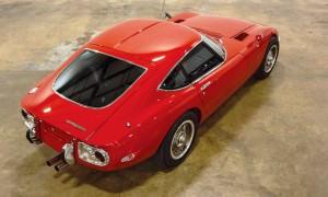 1968 Toyota 2000GT 17