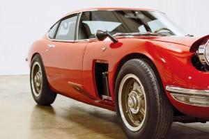 1968 Toyota 2000GT 23