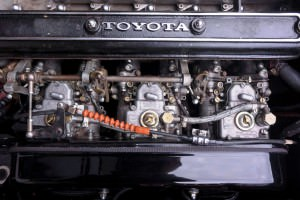 1968 Toyota 2000GT 24