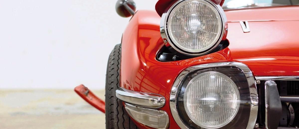 1968 Toyota 2000GT 5