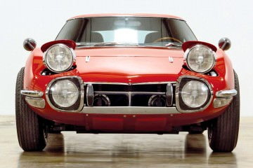 RM Amelia Island 2015 Preview – 1968 Toyota 2000GT