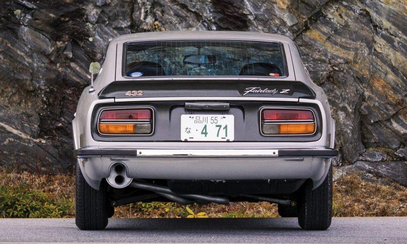 1970 Nissan Fairlady Z 432 19