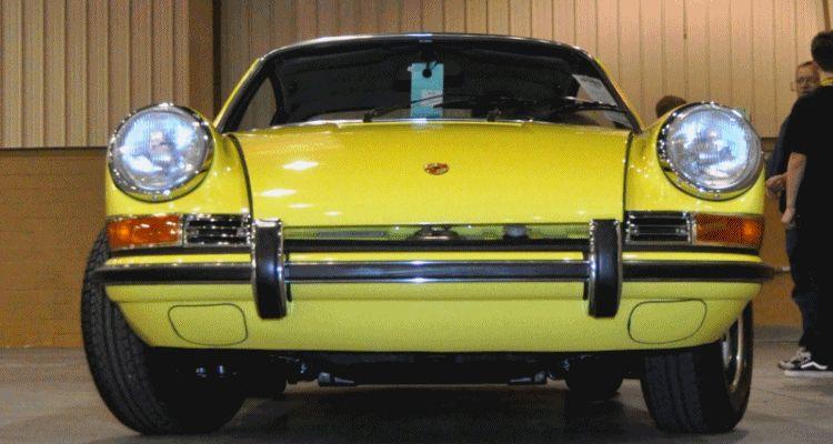 1971 Porsche 911S 1