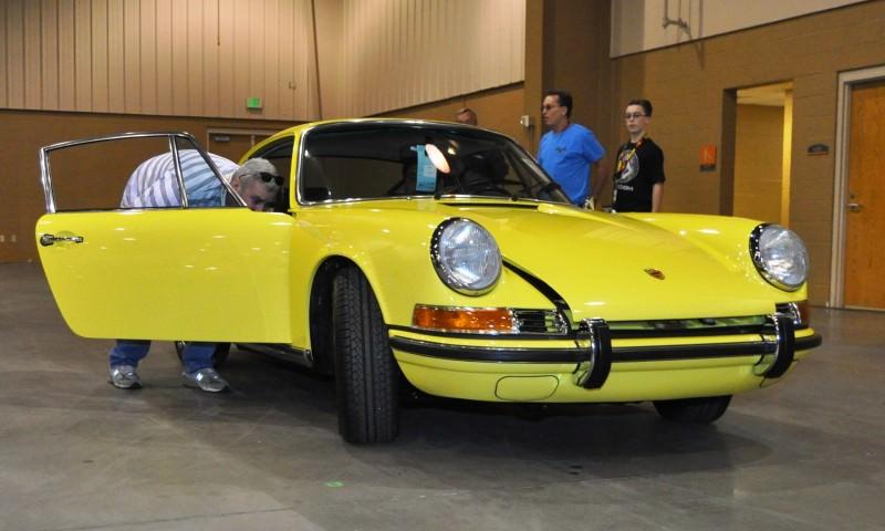 1971 Porsche 911S 12