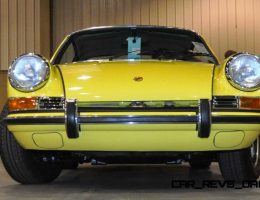 Updated With New Photos – Mecum Kissimmee 2015 – 1971 Porsche 911S