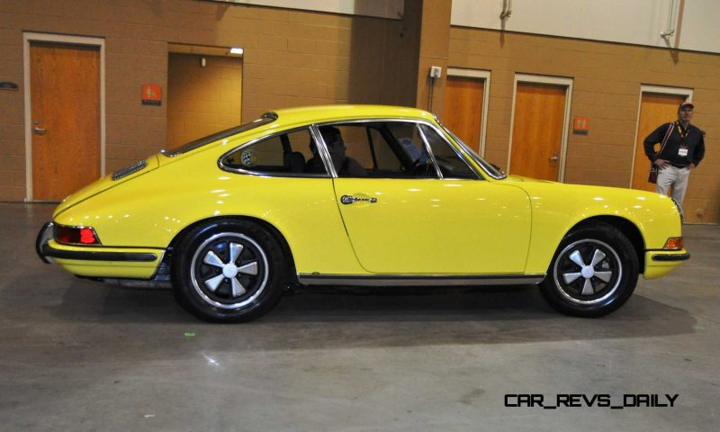 1971 Porsche 911S 7