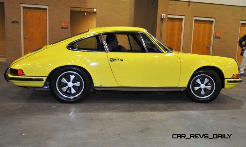 1971 Porsche 911S 8