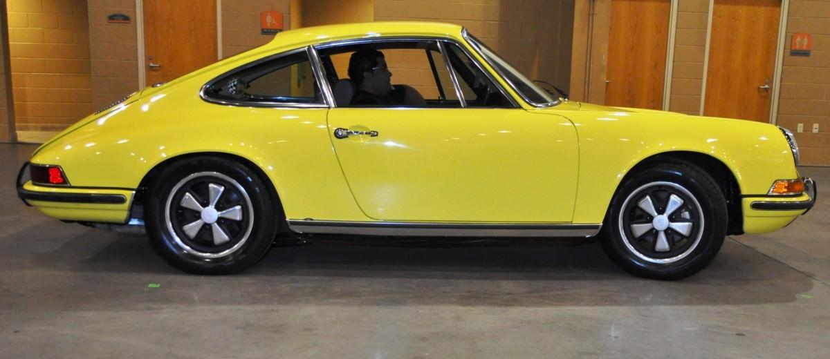 1971 Porsche 911S 9