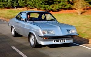 1973 Vauxhall Firenza 14