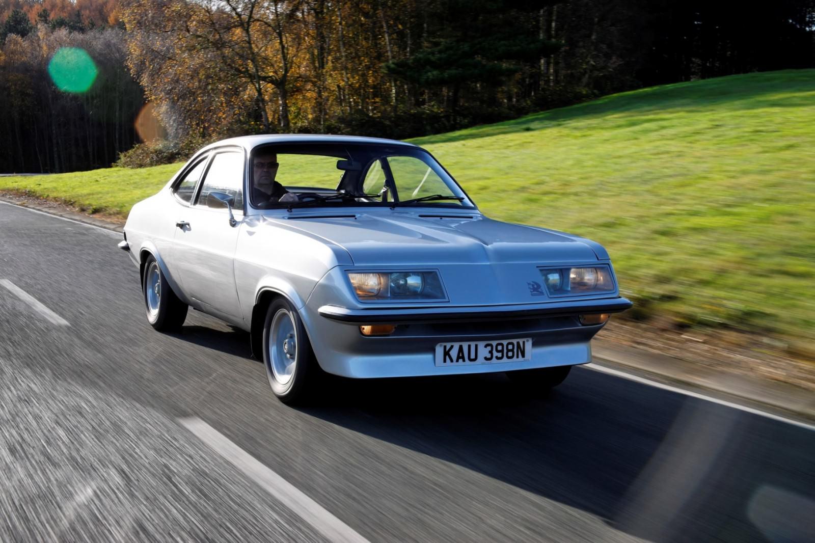 1973 Vauxhall Firenza 15