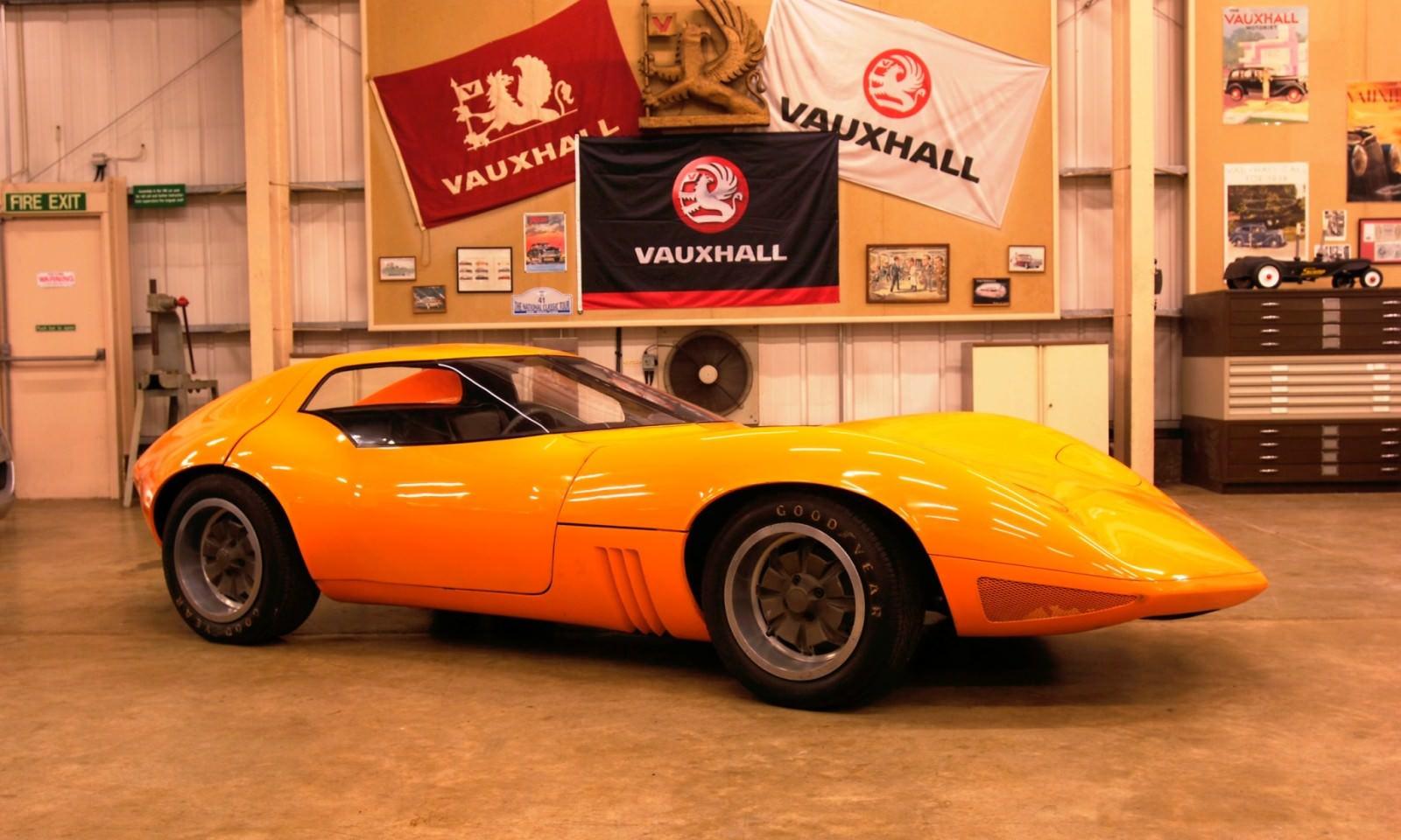 1973 Vauxhall Firenza 2