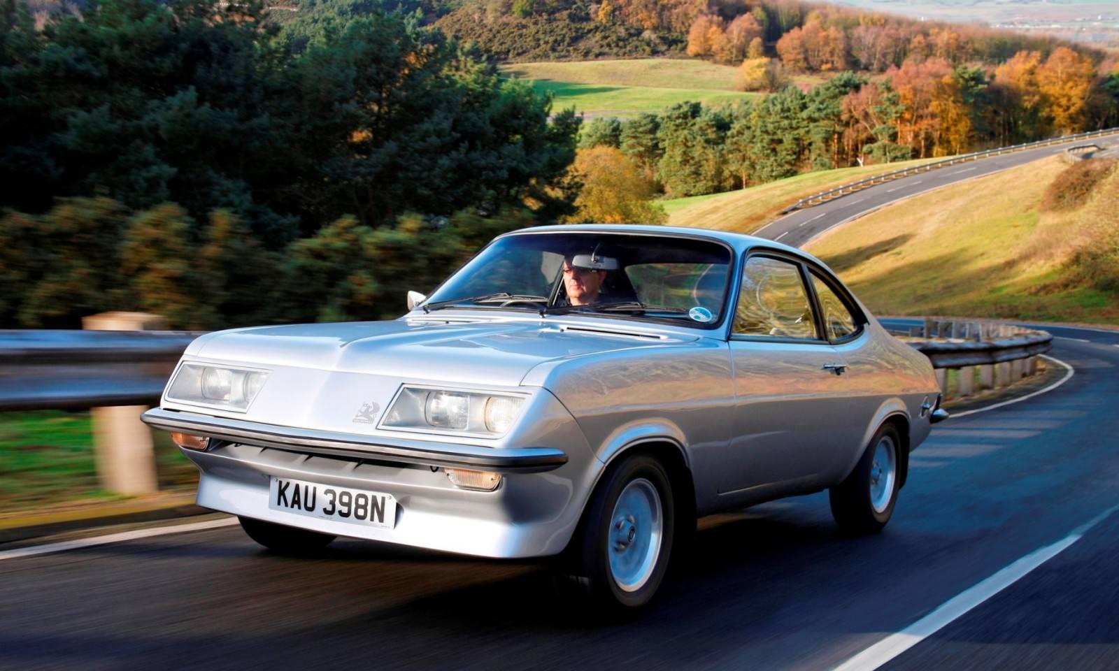 1973 Vauxhall Firenza 22