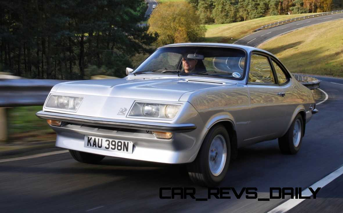 1973 Vauxhall Firenza 23