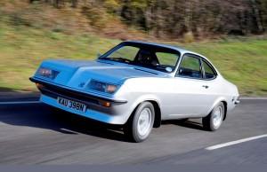 1973 Vauxhall Firenza 26