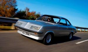 1973 Vauxhall Firenza 27