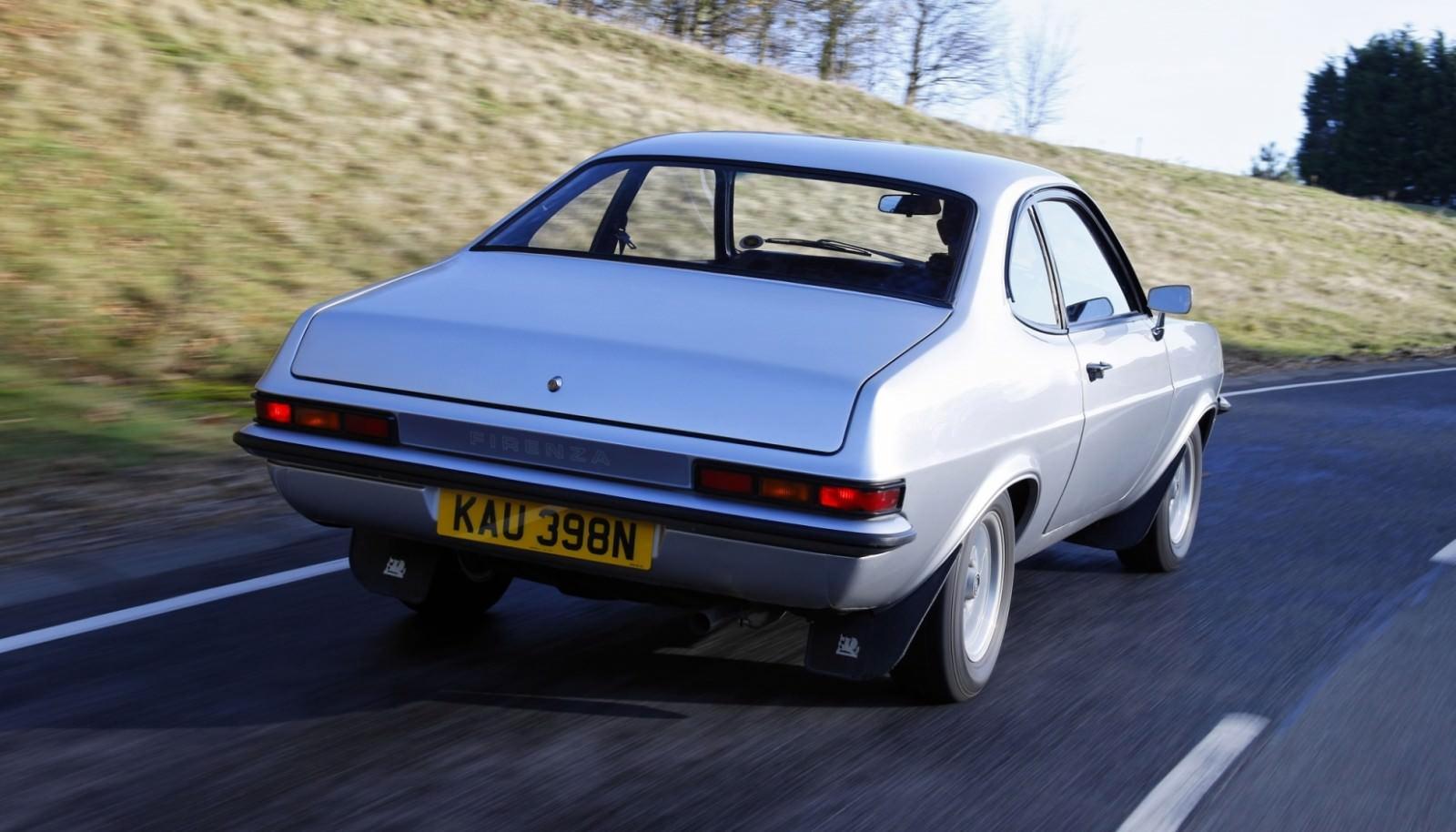 1973 Vauxhall Firenza 31