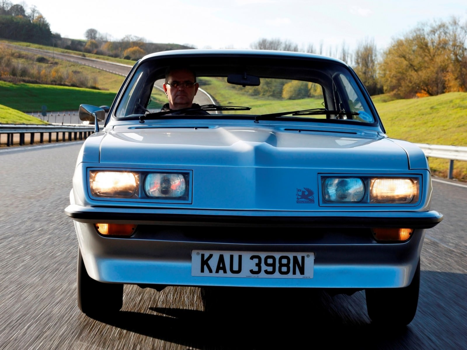 1973 Vauxhall Firenza 32