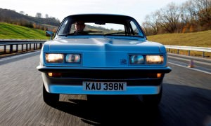 1973 Vauxhall Firenza 33