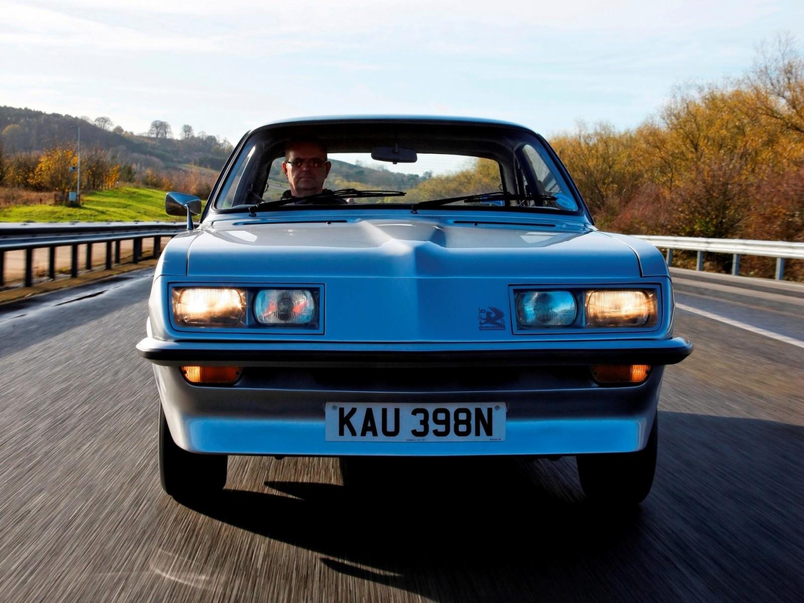 1973 Vauxhall Firenza 34