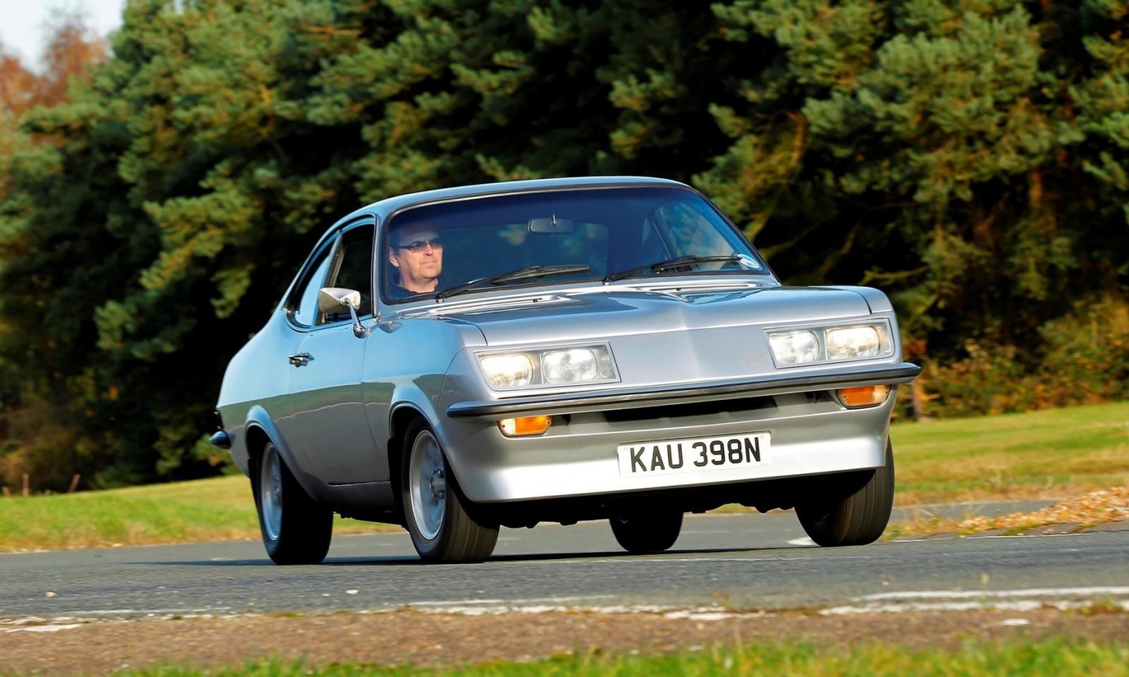 1973 Vauxhall Firenza 37