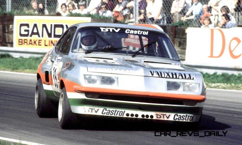 1973 Vauxhall Firenza 4