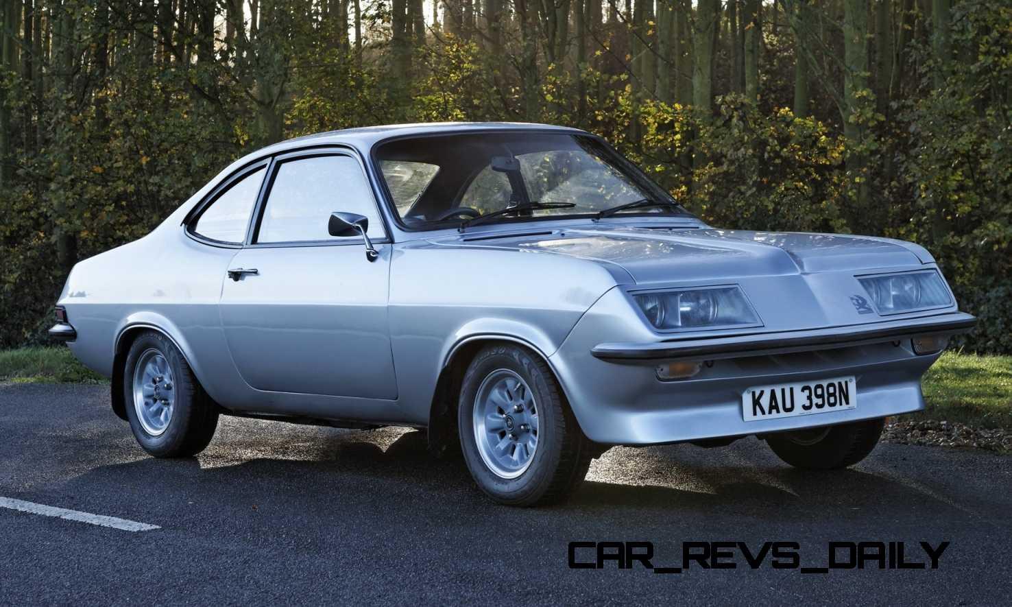 1973 Vauxhall Firenza 49