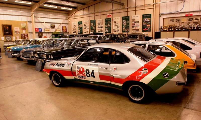 1973 Vauxhall Firenza 5
