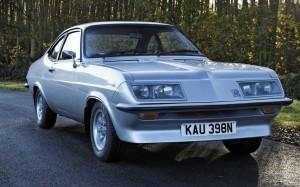 1973 Vauxhall Firenza 50