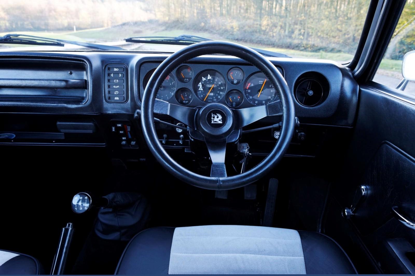 1973 Vauxhall Firenza 72