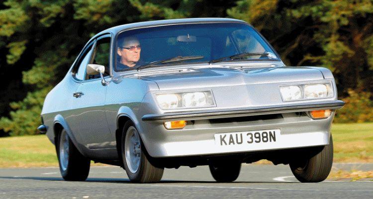 1973 Vauxhall Firenza