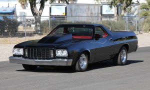 1974 Ford Ranchero Custom Dragster 1