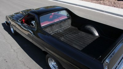 1974 Ford Ranchero Custom Dragster 11