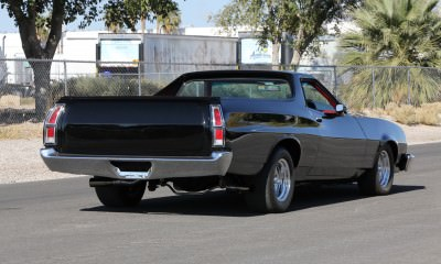1974 Ford Ranchero Custom Dragster 4