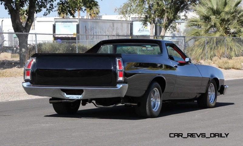 1974 Ford Ranchero Custom Dragster 4