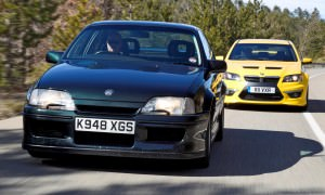 1993 Vauxhall Lotus Carlton 25