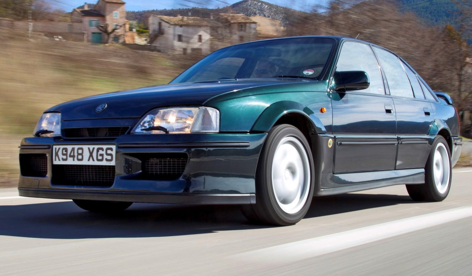 1993 Vauxhall Lotus Carlton 26