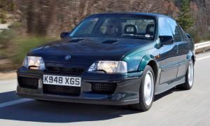 1993 Vauxhall Lotus Carlton 28