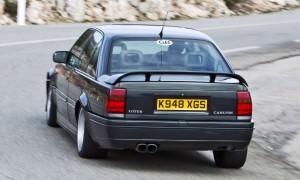 1993 Vauxhall Lotus Carlton 33