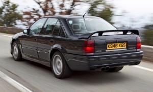 1993 Vauxhall Lotus Carlton 34