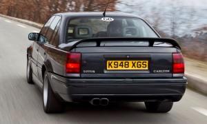 1993 Vauxhall Lotus Carlton 36