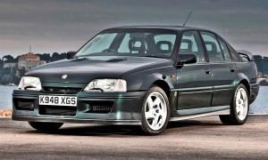1993 Vauxhall Lotus Carlton 39