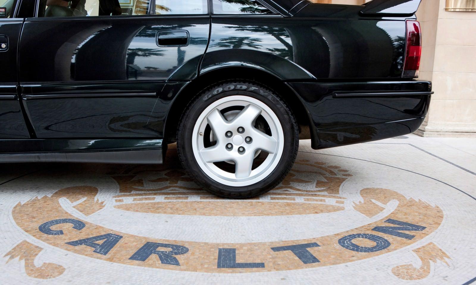 1993 Vauxhall Lotus Carlton 40