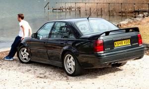 1993 Vauxhall Lotus Carlton 44
