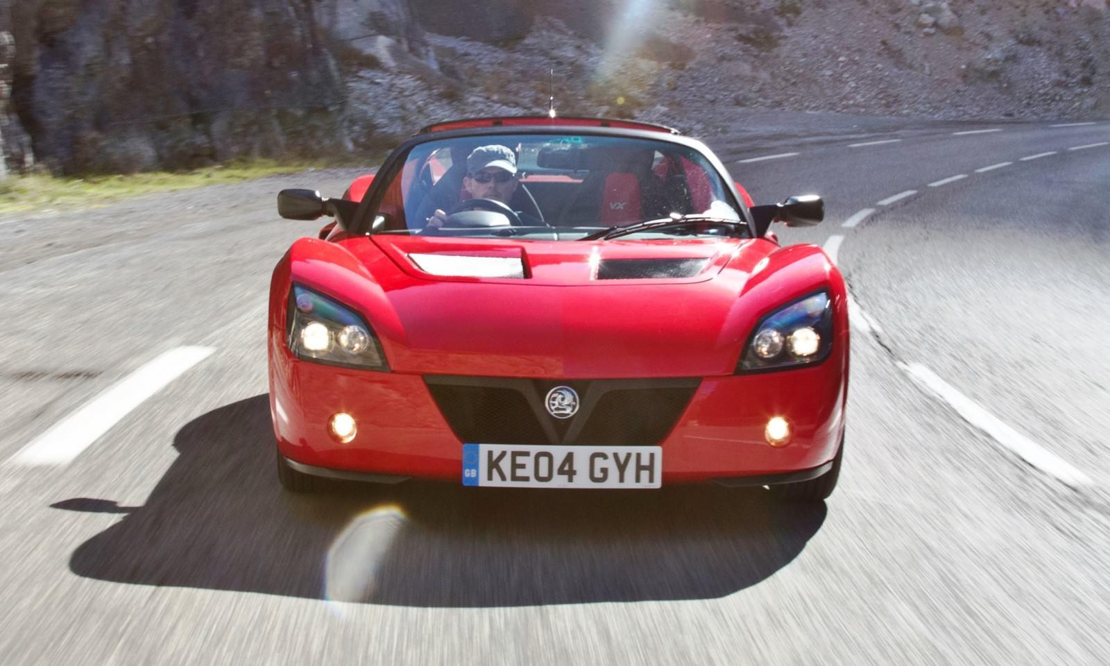 2004 Vauxhall VXR220 12