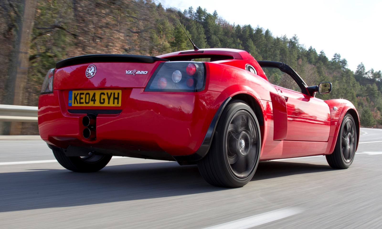 2004 Vauxhall VXR220 13