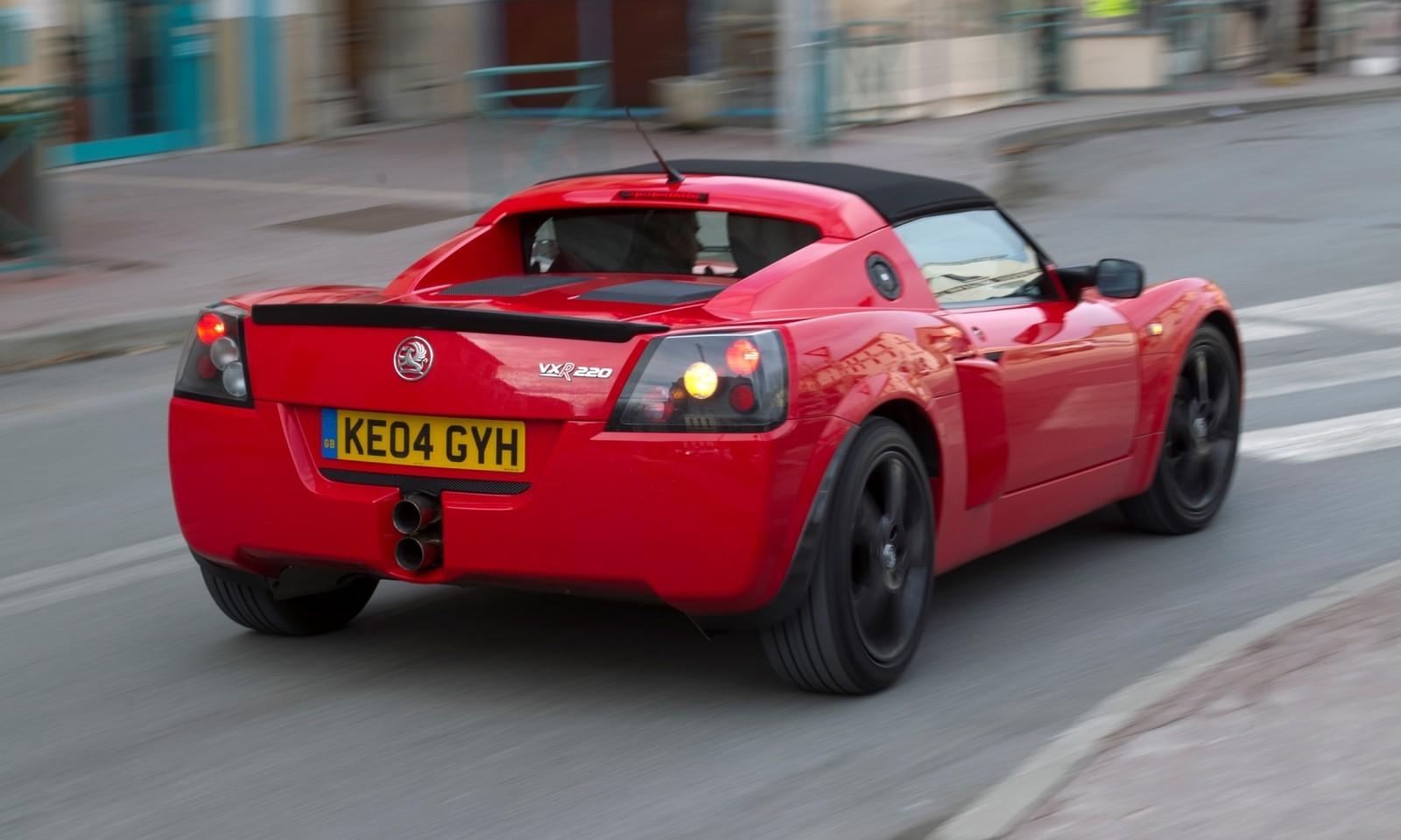 2004 Vauxhall VXR220 15