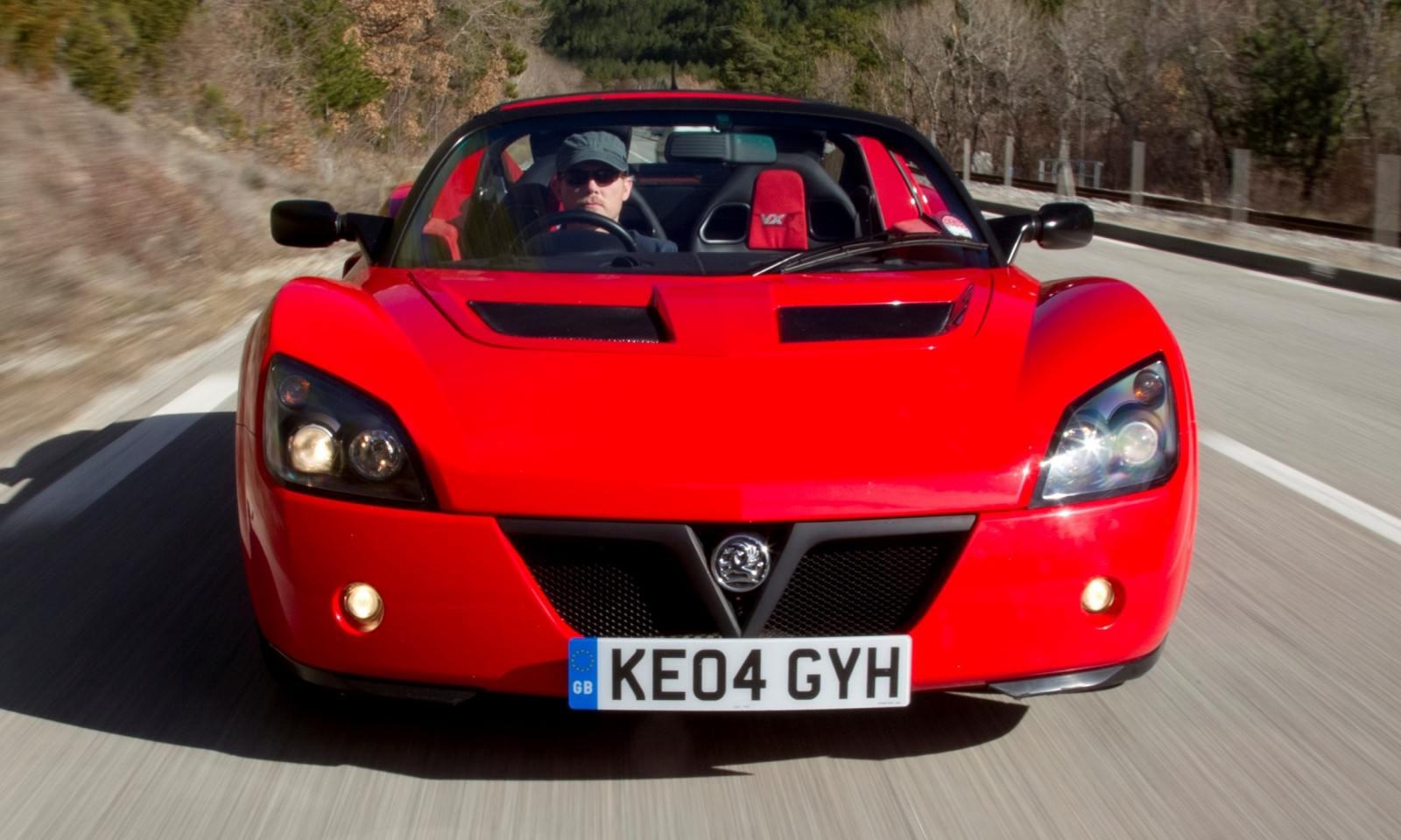 2004 Vauxhall VXR220 4
