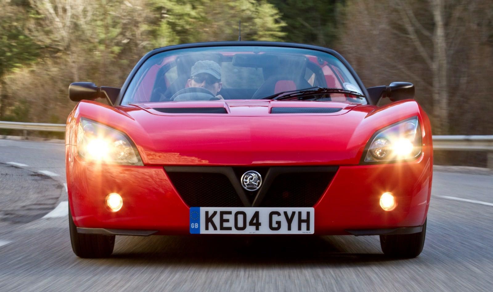 2004 Vauxhall VXR220 9