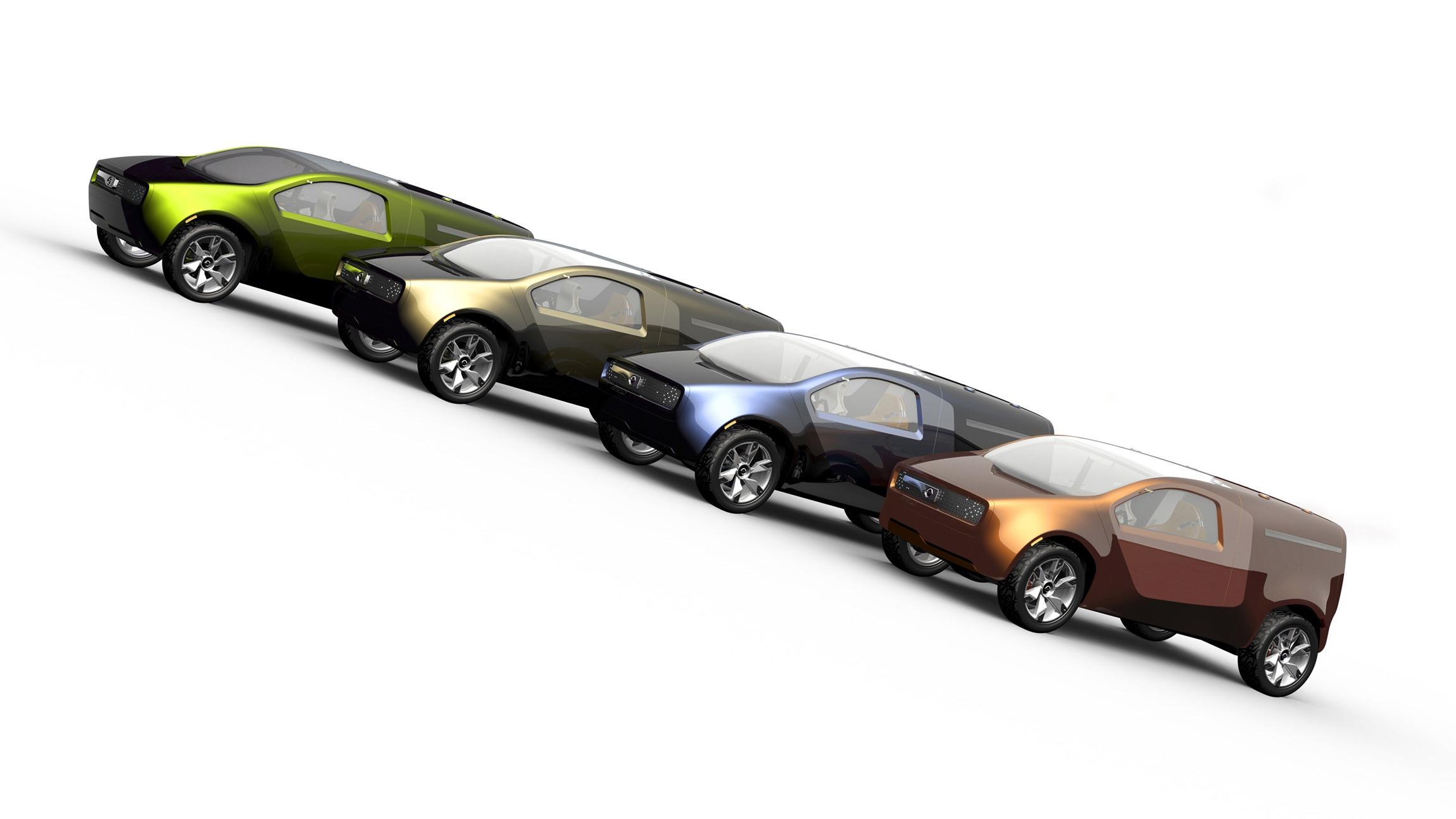 2007 nissan bevel concept 24 car revs daily bevel concept vanachro Gallery